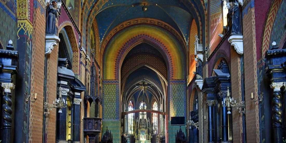 franziskaner-kirche-krakau